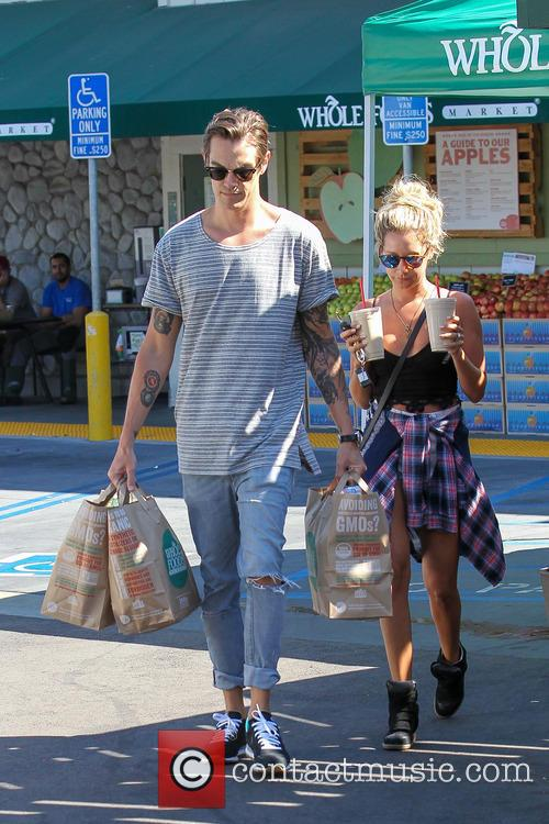 Ashley Tisdale and Christopher French 1