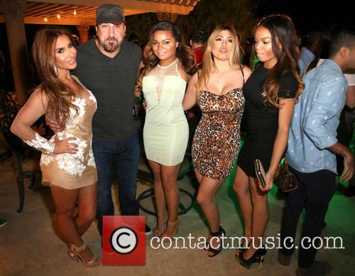 The Page Twins, Ashley Lee, Joey Fatone, Nikki Giavasis and Joey Chowaiki