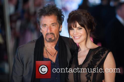 Al Pacino and Lucila Polak 9