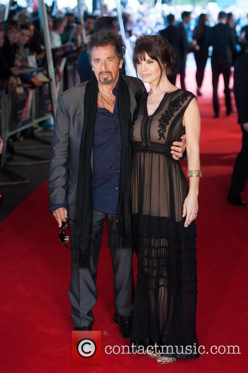 Al Pacino and Lucila Polak 10