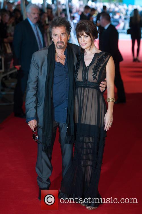 Al Pacino and Lucila Polak 11
