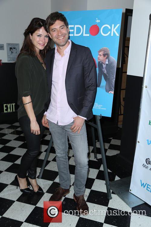 Katie Adelton and Mark Duplass 10