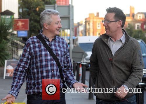 Louis Walsh and Derek Mooney 3