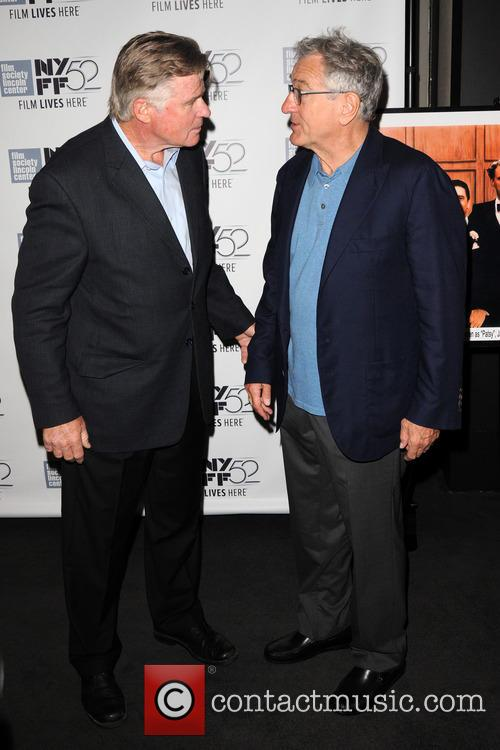 Treat Williams and Robert De Niro 5