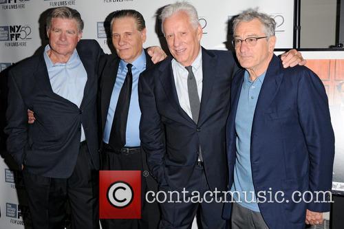 Treat Williams, William Forsythe, James Woods and Robert De Niro