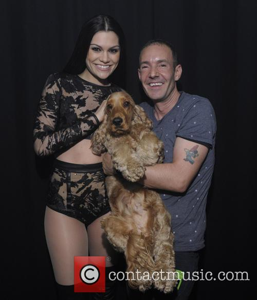 Jessie J and Jeremy Joseph 9