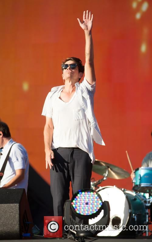 Nate Ruess and Fun. 3