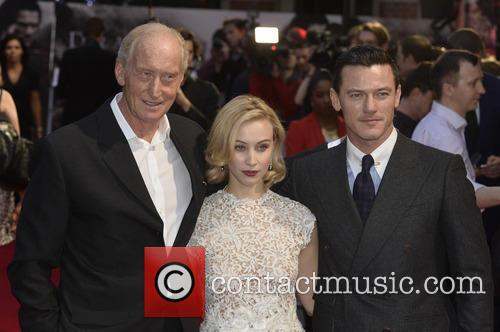Charles Dance, Sarah Gadon and Luke Evans