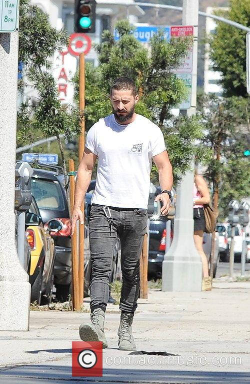 Shia Labeouf and La Brea Avenue 2
