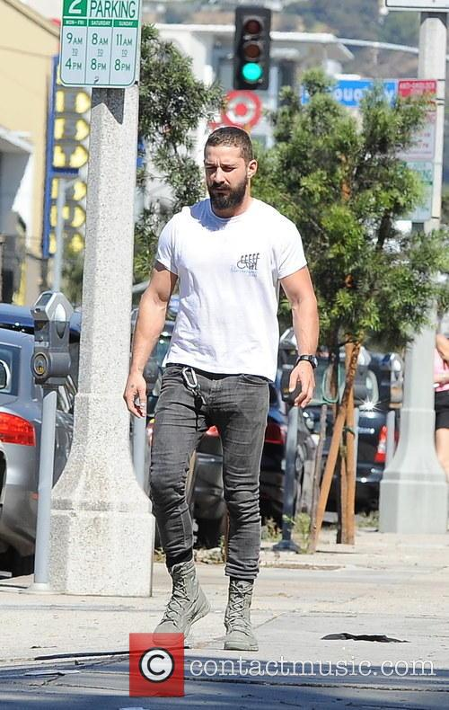 Shia Labeouf and La Brea Avenue