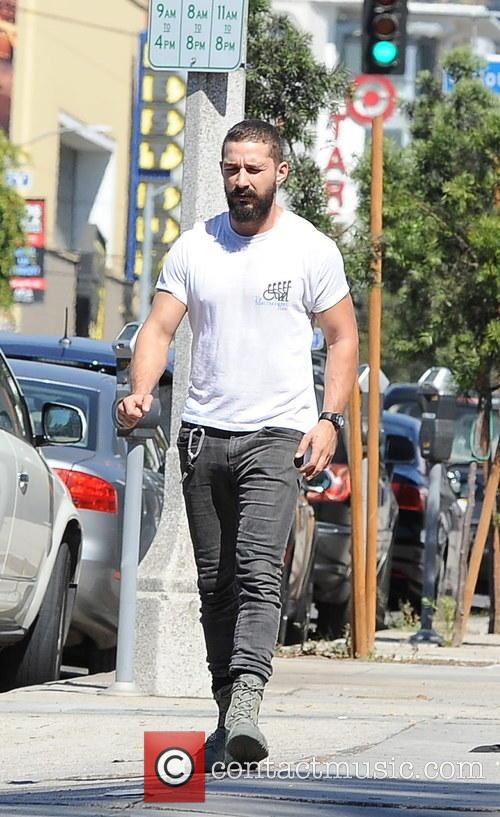 Shia Labeouf and La Brea Avenue 4