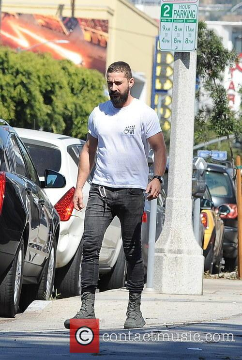 Shia Labeouf and La Brea Avenue 6