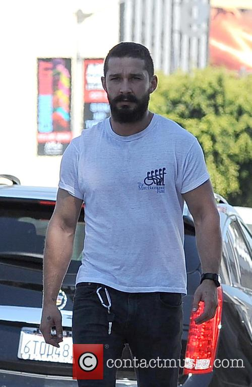 Shia Labeouf and La Brea Avenue 9