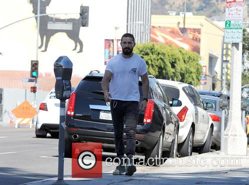 Shia Labeouf and La Brea Avenue 10