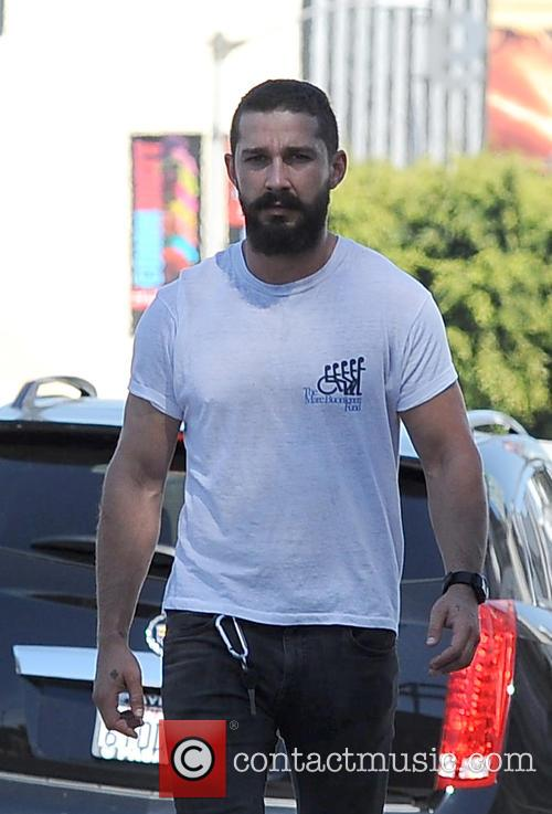Shia Labeouf and La Brea Avenue 11
