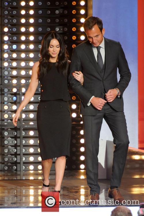 Megan Fox and Will Arnett 4