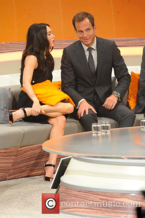 Megan Fox and Will Arnett 1