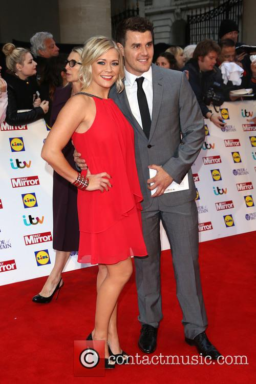 Suzanne Shaw and Sam Greenfield