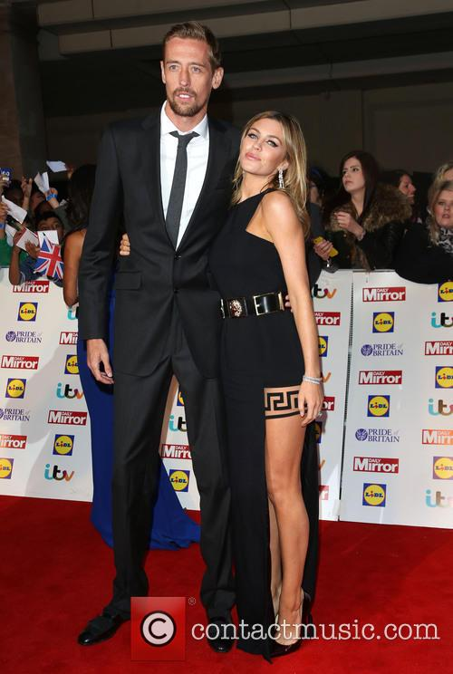 Abbey Clancy and Peter Crouch 7