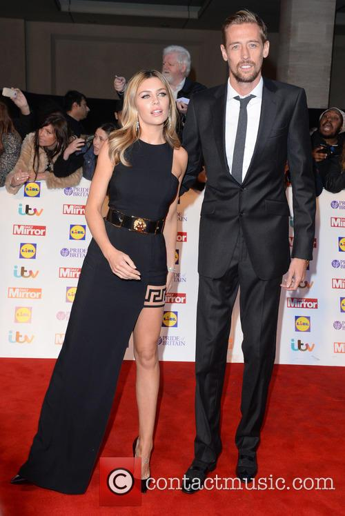 Abbey Clancy and Peter Crouch 8