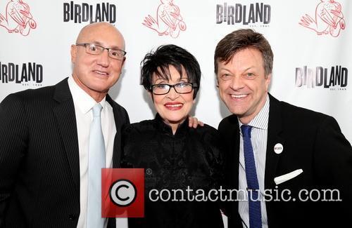 Gianni Valenti, Chita Rivera and Jim Caruso 2