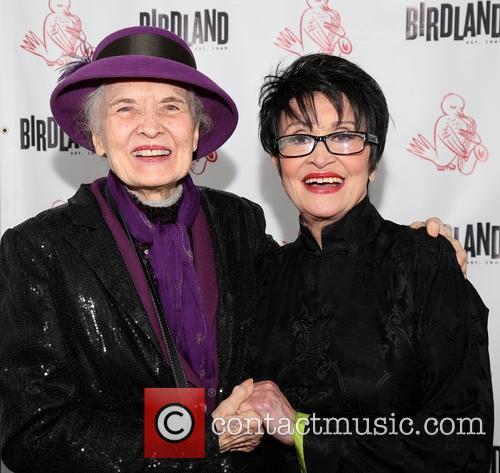 Julie Wilson and Chita Rivera 1