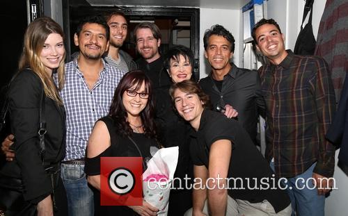 Lisa Mordente, Chita Rivera and Guests 7