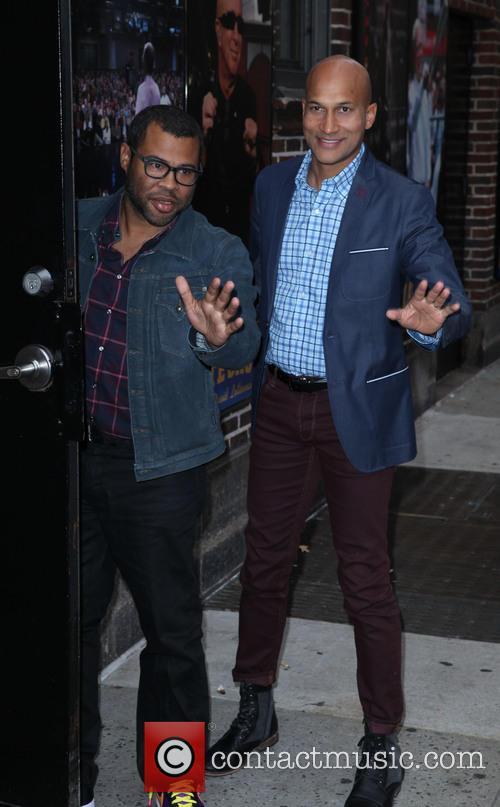 Jordan Peele and Keegan-michael Key 2