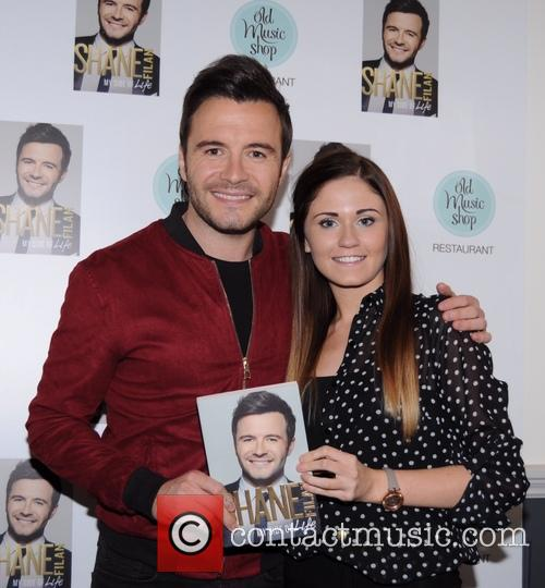 Shane Filan and Hazel Moore 9
