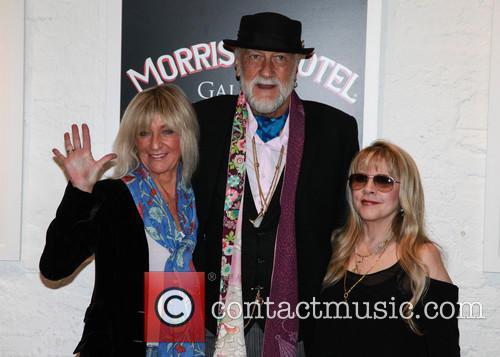 Christie Mcvie, Mick Fleetwood and Stevie Nicks 6