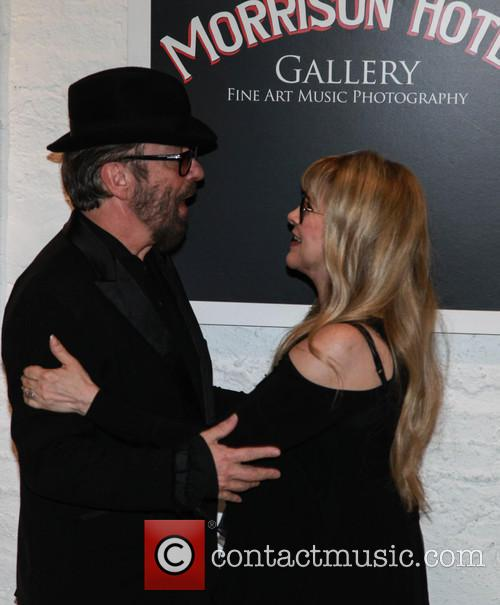 Dave Stewart and Stevie Nicks 4