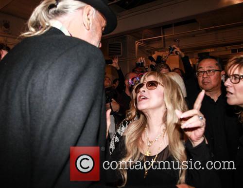 Mick Fleetwood and Stevie Nicks 4
