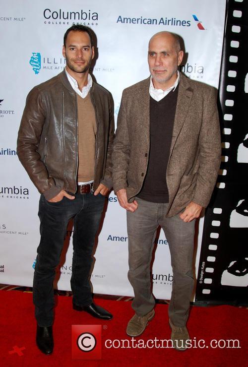 Lucas Akoskin and Guillermo Arriaga 2