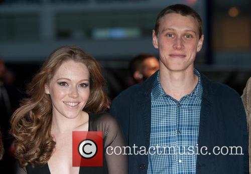 George Mackay and Charlotte Spencer 1