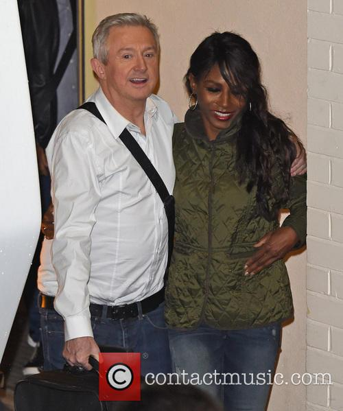 Louis Walsh and Sinetta 2