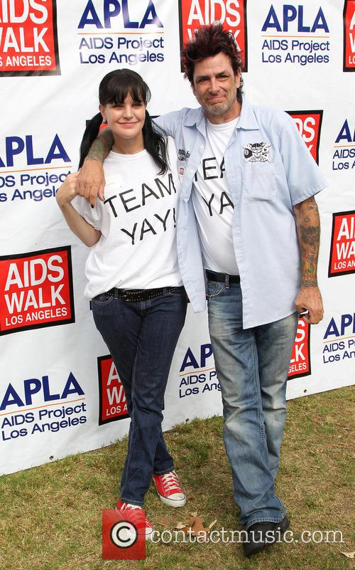 Pauley Perrette and Dick Donato 4