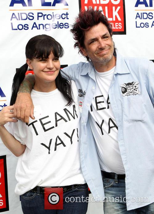 Pauley Perrette and Dick Donato 5