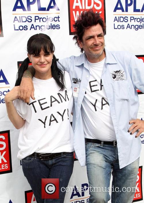 Pauley Perrette and Dick Donato 6