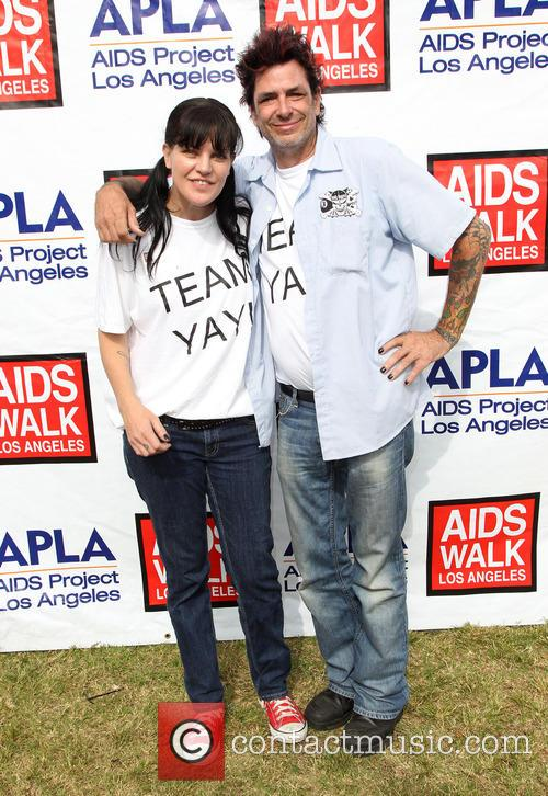 Pauley Perrette and Dick Donato 7