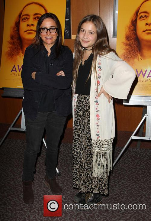 Pamela Adlon and Gideon Adlon