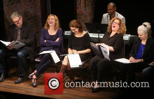 John Ellison Conlee, Julie White, Jessica Hecht, Mary Testa and Mary Beth Peil 5