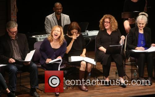 John Ellison Conlee, Julie White, Jessica Hecht, Mary Testa and Mary Beth Peil 7