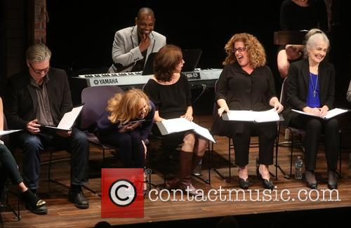 John Ellison Conlee, Julie White, Jessica Hecht, Mary Testa and Mary Beth Peil 8