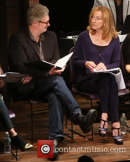 John Ellison Conlee and Julie White 1