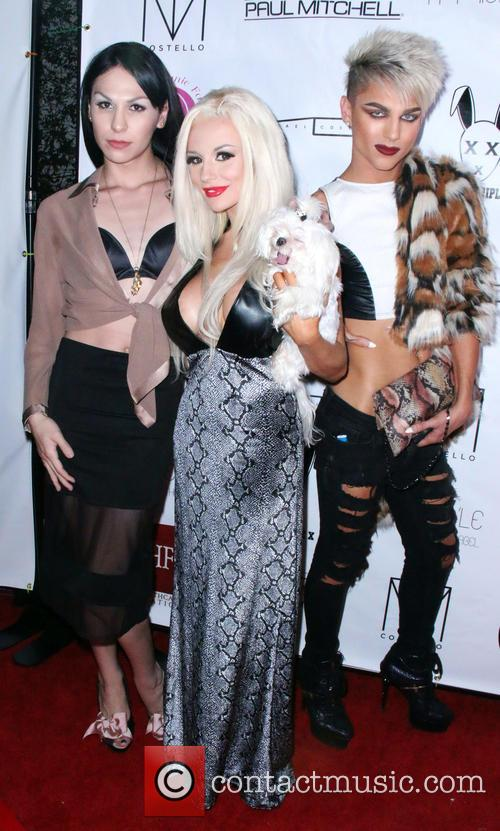 Plastic Martyr, Courtney Stodden and Anderson Brooks