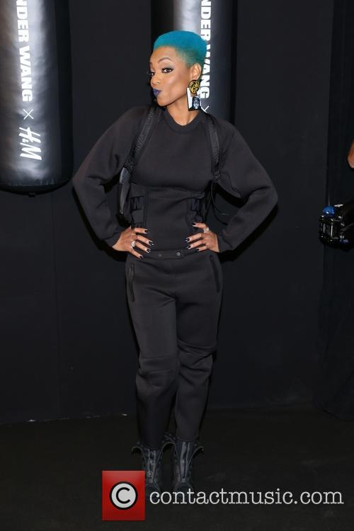 Alexander Wang and Sharaya J 4