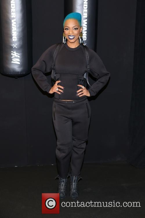 Alexander Wang and Sharaya J 5