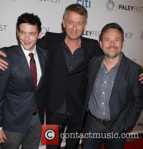 Robyn Lord Taylor, Sean Pertwee and Danny Cannon