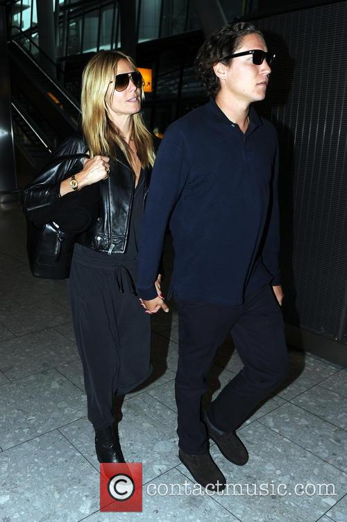 Heidi Klum and Vito Schnabel 1
