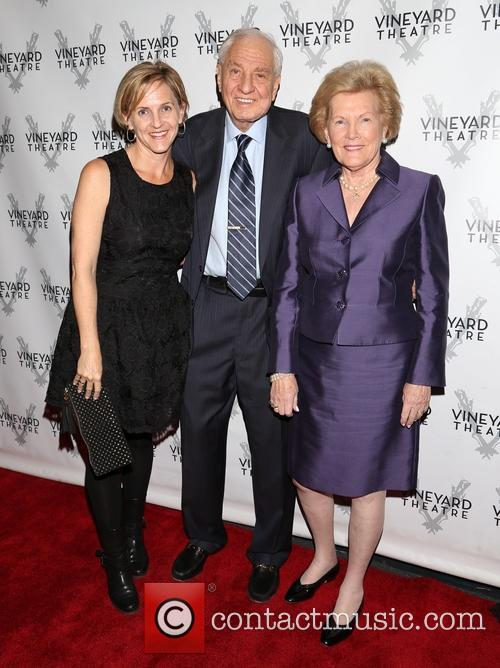 Kathleen Marshall, Garry Marshall and Barbara Marshall